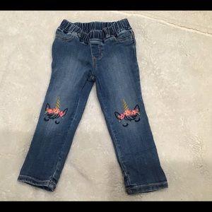 Gap; Toddler Girls 3t Jeans
